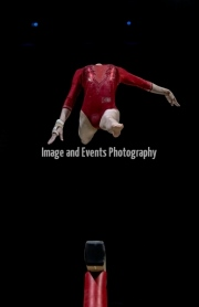 23.03.2019. Resorts World Arena, Birmingham, England. The Gymnastics World Cup 2019LIU JIEYU (CHN) on the Beam.
