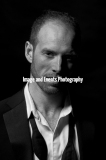 Male Monochrome portrait