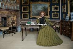 Classical portrait photography