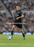 Manchester, England.10th June,2018.Robbie Keane during the Soccer Aid charity football match between an England X1 and a World X1. Each team of A-list celebrities and Sporting legends are fundraising for UNICEF.© Andy Gutteridge/ Image and Events/ Alamy Live News