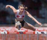 30.06.2018. Alexander Stadium, Birmingham, England. The British Athletics Championships 2018.