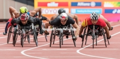 16.07.2017 World ParaAthletics Championships, London 2017 Sunday 16th July, Morning session.