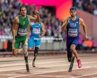 22.07.2017 World ParaAthletics Championships, London 2017 Saturday 22nd July 2017